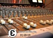 mezcla y masterizacion en new york estudio de grabacion