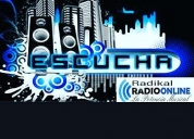 Anuncíate en radio internacional