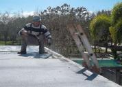 Reparación total y parcial de techos, contactarse!