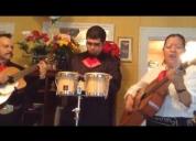 Trio mariachi versÁtil
