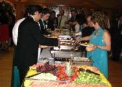 Comida latina para fiestas