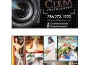 Oportunidad!, fotografo en miami dispuesto a viajar, florida city