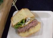 Hamburguesas gourmet, carnes asadas y taquizas,contactarse!