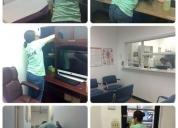 Compania de limpieza residencial