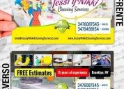 Oportunidad!. cleaning services limpieza para tu casa