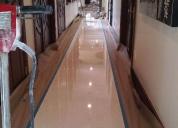 Oportunidad!. pulida y cristalizacion de pisos, hollywood
