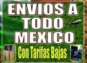 Paqueteria a todo mexico, contactarse.