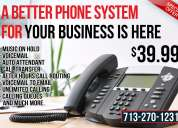 Communication systems for small businesses