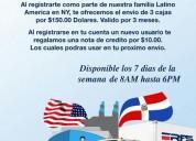 Embarque a la republica dominicana