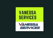Vanessa services  washington dc