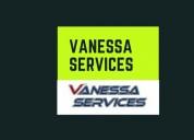 Vanessa services  washington dc