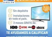 Servicio economico de cable