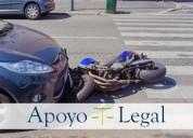 Accidente  en el trafico y lesionados