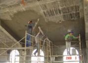 Realizamos trabajo de albaÑileria