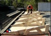 Instalacion y reparacion de cobertizos