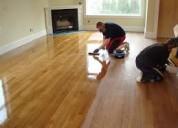 Construccion y mantenimiento de pisos en general