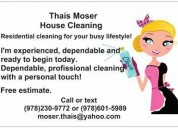 House cleaning nh