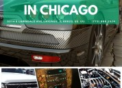 Chicago auto repair - phone: (773) 800 2524