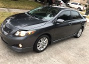 2010 toyota corolla sport. 4 cylindros