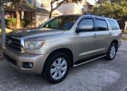 2008 toyota sequoia sr5 limited v8 5.7 super equipada