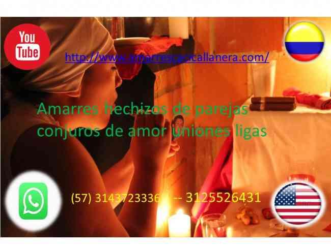 HECHIZOS DE AMOR ATRAPA PAREJAS