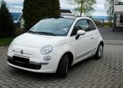 Fiat 500 1. registrado iniziale  29.08 / 2009