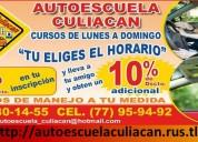 Maneja yaa en autoescuela  aparta tu curso con solo $250 pesos