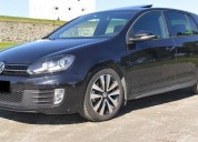 Volkswagen golf gtd 2,0 navi xenon iphone 2005