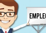 Oferta de empleo para ti