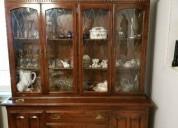 Dining room 3 drawers, 2 doors wood us$450