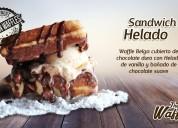 Franquicia the big waffle