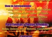 Eventos - hora loca miami! show de entretenimiento