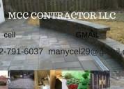 Mcc contractor llc  ofrece
