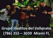 Grupo vallenato en orlando