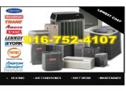 Air conditioner hvac (install, repair& maintenace)