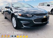 Chevrolet malibu 2017 financiado 3000 down