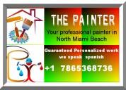 Pintura para su casa y apartamento