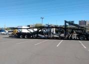 Transportadora de vehiculos