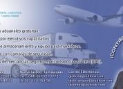 Transporte  e importacion de compresores