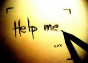 Necesito ayuda. please help me