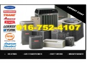"""air conditioner hvac (install,  repair & maintena"