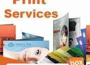 Printing services in chicago il  boxmark | phone: