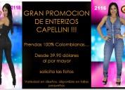 Capellini clothing ropa colombiana