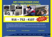 """""""air conditioner hvac (install,  repair & maintena"""