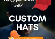 Custom caps for sale   | boxmark