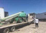Importamos y trasladamos  maquinaria pesada,agrico