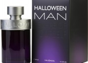 Halloween man perfume por catalogo
