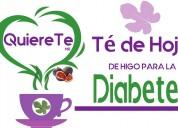 Te de hoja de higo para la diabetes
