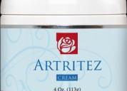 Crema para la artritis