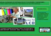 Manual digital de reparacion de tv y pantallas